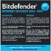Bit Defender Internet Security 2018 - 1an/1user - OEM