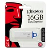 Clé USB Kingston DTI-G4 16 Gb USB 3.0 (dont Taxes 1.61€HT)