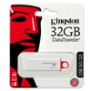 Clé USB Kingston DTI-G4 32 Gb USB 3.0 (dont Taxes 3.21€HT)